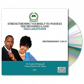 Strengthening Yourself to Possess the Promised Land - CD