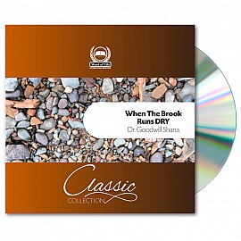 When the Brook Runs Dry - CD