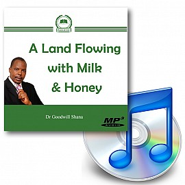 A Land Flowing With Milk and Honey - Downloadable MP3