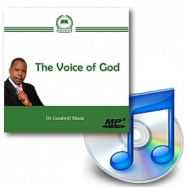 The Voice of God - Downloadable MP3