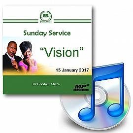 Dr Goodwill Shana 15 January 2017 Sunday Service