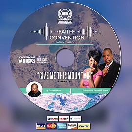 Faith Convention 2018 [Audio] - Friday Morning (Dr Goodwill Shana)