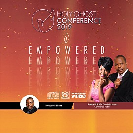 Holy Ghost Conference 2019 [Audio] - Sunday Afternoon