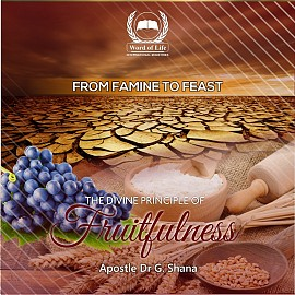 Divine Order Principle of Fruitfulness - 29 September 2019