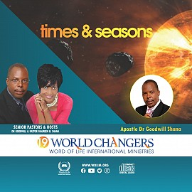 World Changers Conference 2019 - Thursday Evening