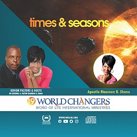 World Changers Conference 2019 - Friday Afternoon