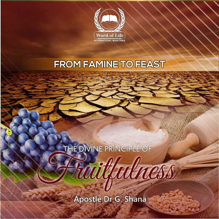 Divine Order Principle of Fruitfulness - 8 September 2019