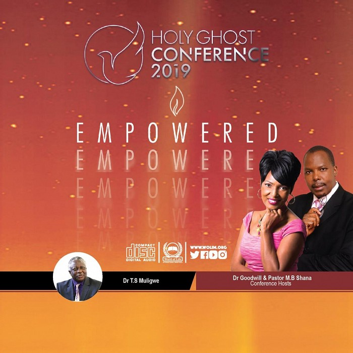 Holy Ghost Conference 2019 [Audio] - Saturday Evening