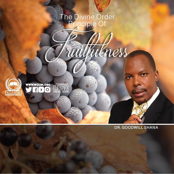 Divine Order Principle of Fruitfulness - 3 March 2019