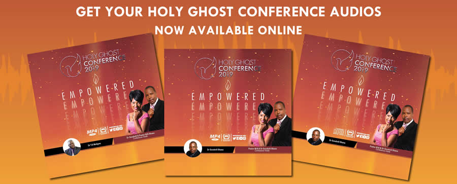 Holy Ghost Conference 2019