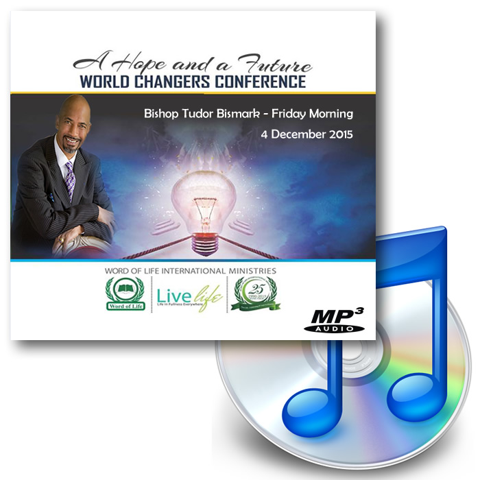 World Changers Conference 2015 - Friday Morning